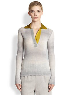Missoni - Thermal Polo Sweater