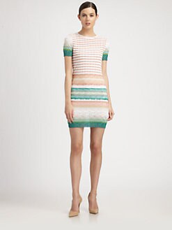Missoni - Multi-Stripe Dress
