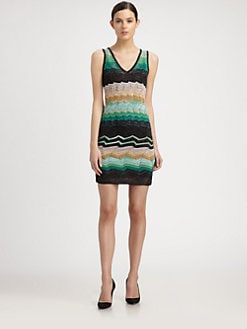Missoni - Wave Lurex Dress