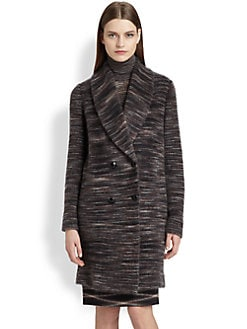 Missoni - Space-Dyed Knit Coat