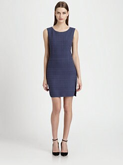Missoni - Textured Wool Dress