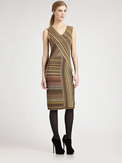 Missoni - Lurex Stripe Dress
