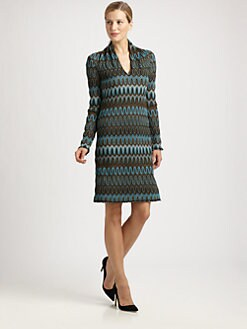 Missoni - Wave Stitch Dress