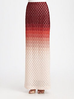 Missoni - Ombr&eacute; Lurex Skirt