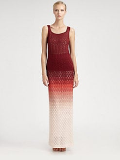 Missoni - Lurex Knit Tank