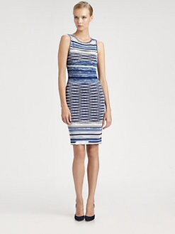 Missoni - Sleeveless Space-Dye Dress