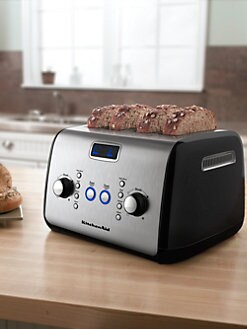 KitchenAid - 4-Slice Motorized Toaster