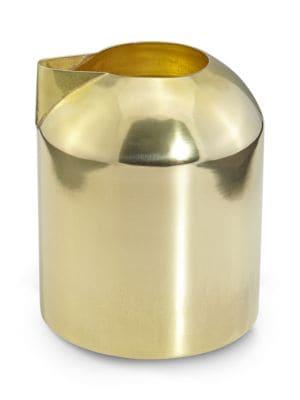 Form Brass Milk Jug