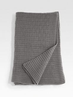 Sofia Cashmere - Geometric Cashmere Throw