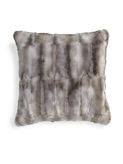 Etro - Bolsena Faux-Fur Throw Pillow