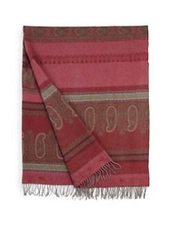 Etro - Amboise Throw Blanket