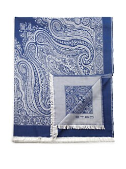Etro - Reading Throw Blanket