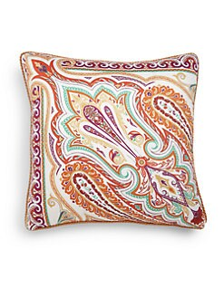 Etro - Leek Throw Pillow