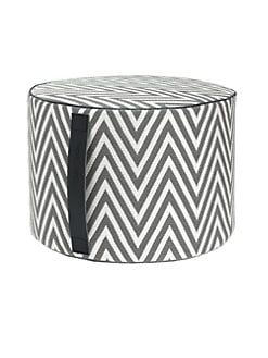 Missoni - Nossen Zigzag Pouf