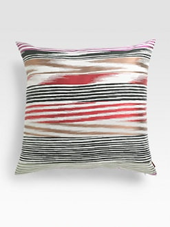 Missoni - Nantes Embroidered Pillow