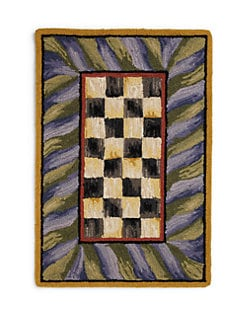 MacKenzie-Childs - Courtly Check Rug