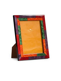 Etro - 5 X 7 Maze Frame