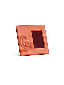 Etro - Mayfair Leather Frame