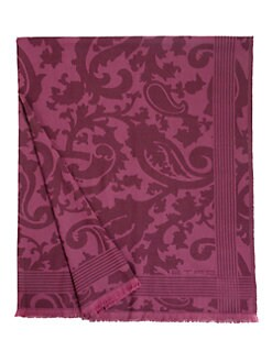 Etro - Agdal Paisley-Patterned Wool Throw