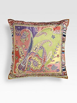 Etro - Moulon Silk Pillow
