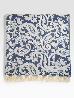 Etro - Baker Fringed Throw