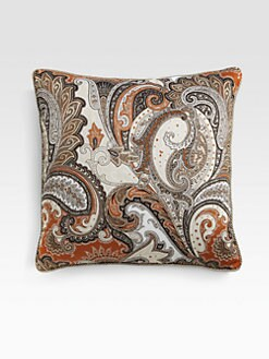 Etro - Winsconsin Paisley Accent Pillow