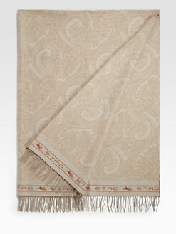 Etro - Heiden Paisley-Patterned Throw