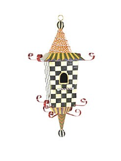 MacKenzie-Childs - Pagoda Birdhouse