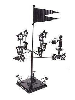 MacKenzie-Childs - Mrs. Powers Weathervane