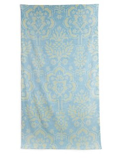 Fresco - Venetian Brocade Beach Towel