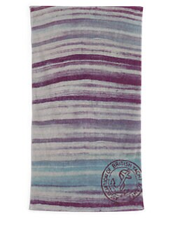 Fresco - Nautical Stripes Beach Towel
