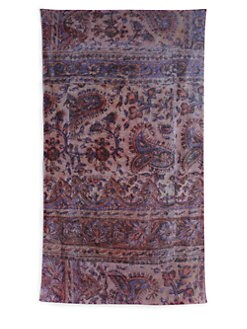 Fresco - Indian Paisley Beach Towel