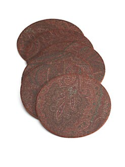 Etro - Samara Coasters, Set of 6