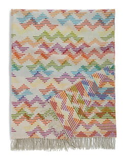 Missoni - Onofrio Throw