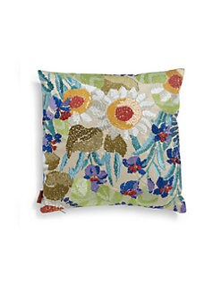 Missoni - Daisy Floral Pillow