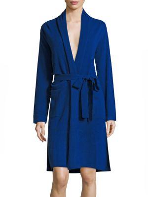 Cashmere Jersey Robe