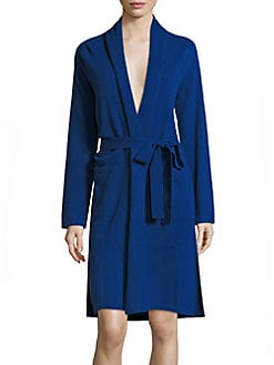 Sofia Cashmere - Cashmere Jersey Robe