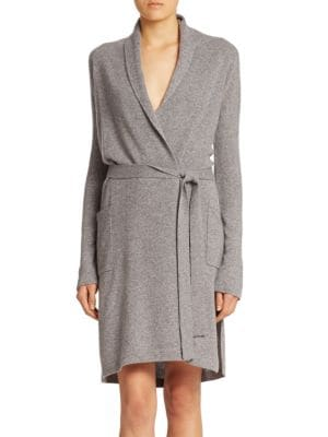 Cashmere Jersey Robe