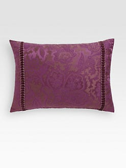 Etro - Kempton Floral Jacquard Accent Pillow