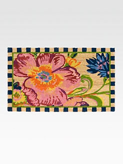 MacKenzie-Childs - Flower Market Entrance Mat