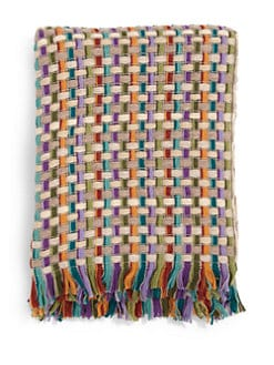 Missoni - Jocker Wool-Blend Throw