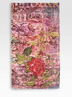 Fresco - French Rose Beach Towel