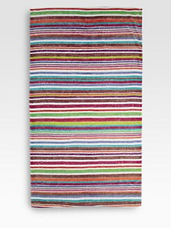 Fresco - Rainbow Stripes Beach Towel