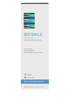 GO SMiLE - Fresh Mint Touch Up/30 Count