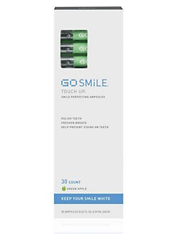 GO SMiLE - Green Apple Touch Up/30 Count