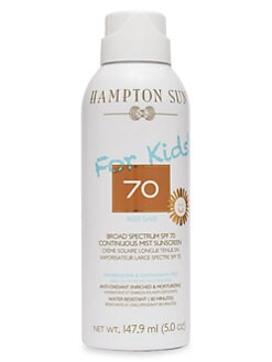 Hampton Sun - SPF 70 for Kids Continuous Mist/5 oz.