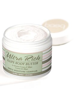 basq - Illipe Body Butter/4 oz.