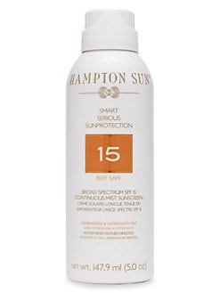 Hampton Sun - SPF 15 Continuous Mist Sunscreen/5 oz.