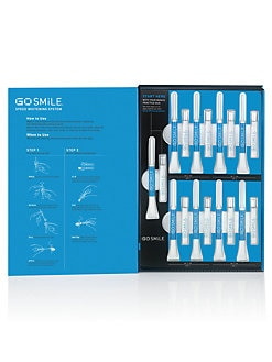 GO SMiLE - GO WHITER Speed Whitening System