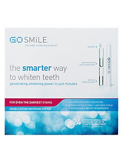 GO SMiLE - Double Action Whitening System